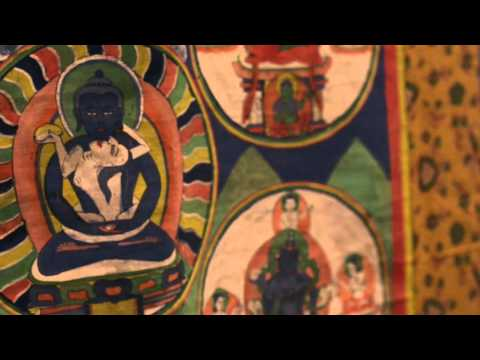 Andrew Quintman and the Thangka Collection of the Beinecke R