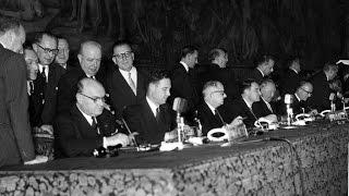 Treaty of Rome: 60 year anniversary thumbnail