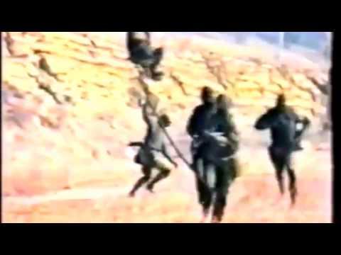Georgian anti terror forces
