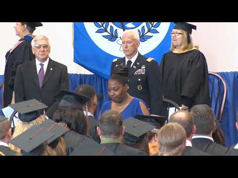 Athens State University - College of Business Spring 2017 Graduation