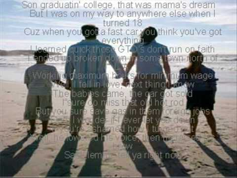 Something to Be Proud Of with lyrics- Montgomery...