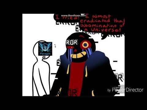 Ask Error!Sans [ Part 3//Comic Dub//Remake ] 19K Special