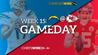 Kansas City Chiefs Vs. Los Angeles Chargers Live Stream Reaction