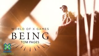 Tom Pages: BEING | X Games Minneapolis 2019