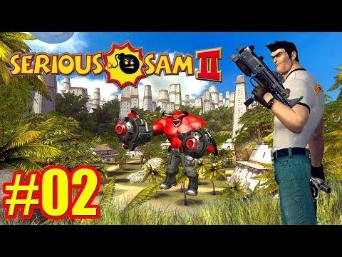 Serious Sam 2 | Český Let's Play #2 Červená niga [Porty]