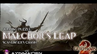 ★ Guild Wars 2 ★ - Jumping Puzzle - Malchor