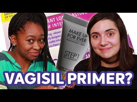 Vagisil vs Primer • Saf & Freddie