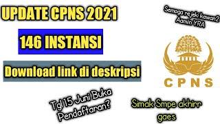 Formasi Cpns 2021 Update 13 Juni