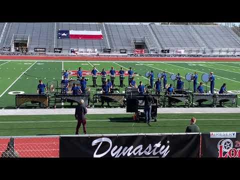 Plano West Percussion @Lone Star Classic 2019