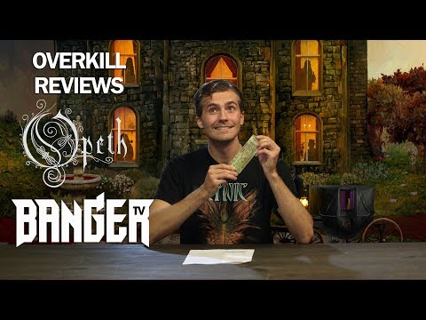 OPETH - In Cauda Venenum   Overkill Reviews