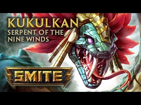 видео: smite гайд о боге kukulkan(Кукулькан)
