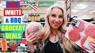 Summer Fun & BBQ Essentials on a Budget | GROCERY DEALS YOU CAN