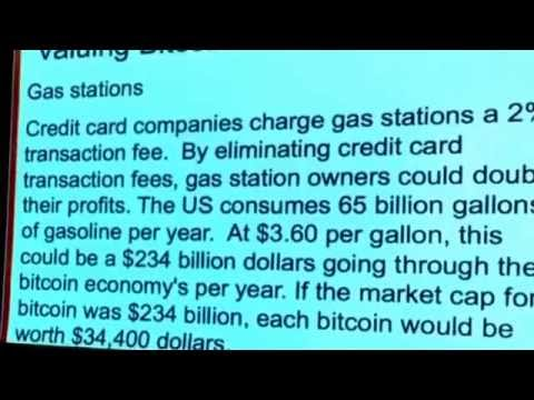BitClub Network Bitcoin Mining Presentation (5 Of 7) - Tacoma, WA 8/2015