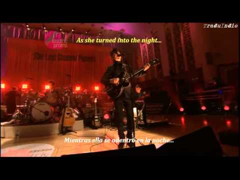 The Last Shadow Puppets - The Meeting Place (inglés y español)