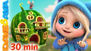 ????  Down by the Bay  | Nursery Rhymes & Kids Songs | Baby Songs by Dave and Ava ????