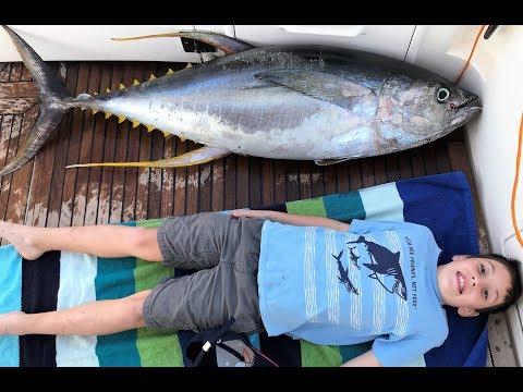 Sydney Yellowfin Riviera 54ft