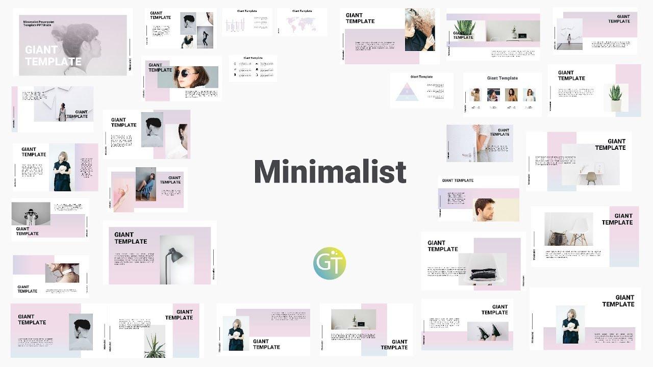 Minimalist Powerpoint Template Ppt Gratis