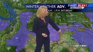 Forecast Focus for February 16