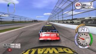 Dolphin Emulator 4.0-3469 | NASCAR Thunder 2003 [1080p HD] | Nintendo GameCube