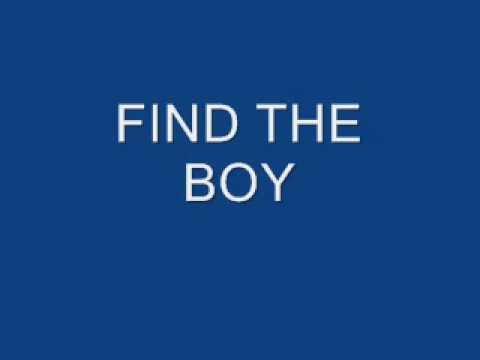 FIND THE BOY.wmv