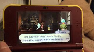 yo kai watch 100% part 22 trying to find a sawtooth stag for draggie