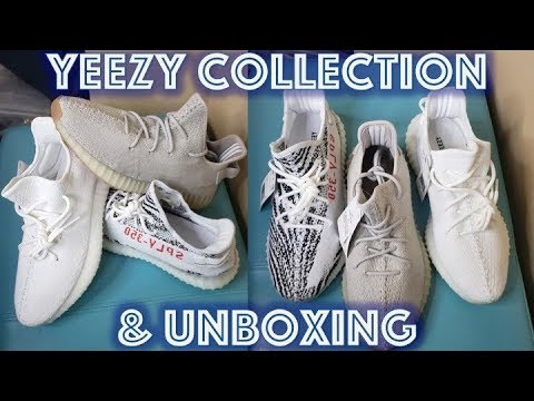 YEEZY Sesame | Unboxing | Collection | DocLUXURY