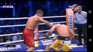 world heavyweight boxing championship 2016 - Giovanni De Carolis vs Tyron Zeuge