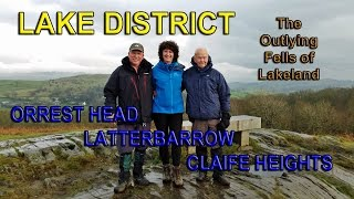 Lake District - The Outlying Fells - Orrest Head, Latterbarrow & Claife Heights thumbnail