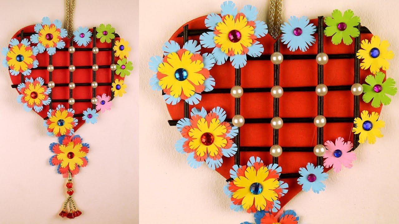Paper Craft Home Decoration