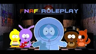 South Park in Roblox Season 2 Episode 14: FNAF Roleplay
