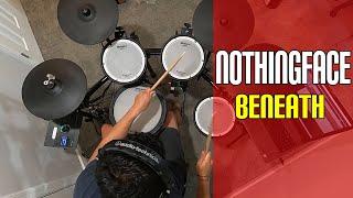 Nothingface - Beneath (Drum Cover)
