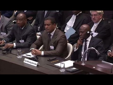 Equatorial Guinea calls on UN's highest court to end case against vice- president