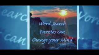 Word Search Puzzles (blue)
