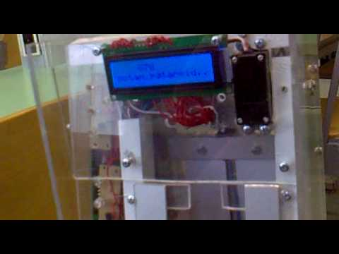 Battery sort and testing machine