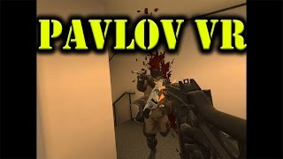 Pavlov VR | TDM Highlights (Counter-Strike Type Multiplayer FPS)