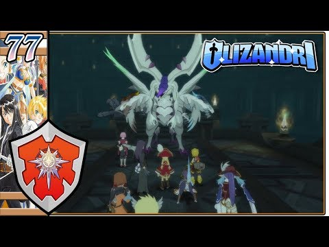 Tales Of Vesperia: Definitive - Necropolis' End, Spiral Draco & Radiant Winged One - Episode 77
