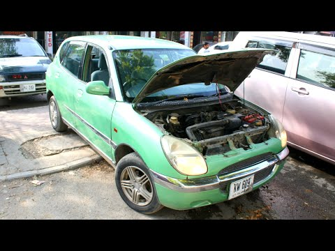 Toyota Duet 2001 Complete Review   1.0 Hatchback