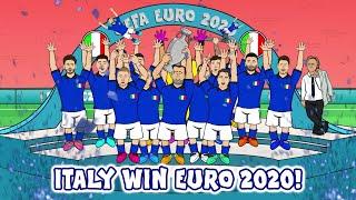 ?Italy Win Euro 2020!? (Italy vs England Final Penalty Shootout Penalties 3-2 1-1 Highlights)