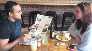 Local Print Advertising Fort Worth TX Coffee News Paper Advertising
