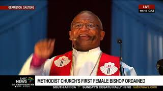 Bishop Malinga takes over from Bishop Siwa