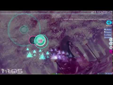 Osu!lazer skin test - YouTube