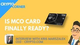 Kris Marszalek on Monaco card and Crypto.com rebrand | Crypto Corner #46