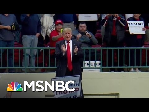 Woodward to Donald Trump: How Will You Build The Wall? | Morning Joe | MSNBC