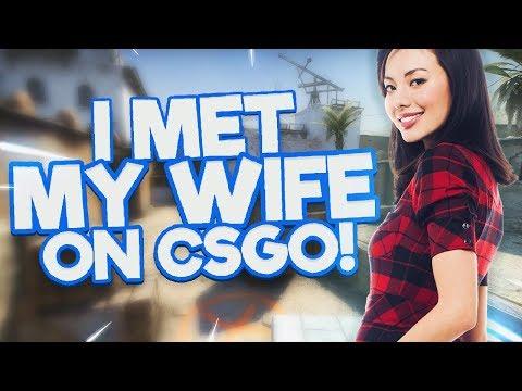 I Met My Wife On CSGO! (Cherry Returns!!)