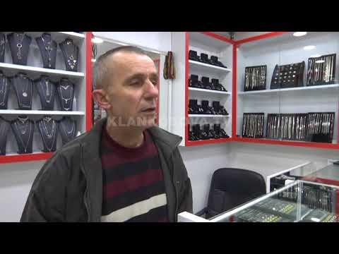 Grabitje në argjendari, vidhen stoli në vlerë 6 mijë euro - 19.03.2018 - Klan Kosova