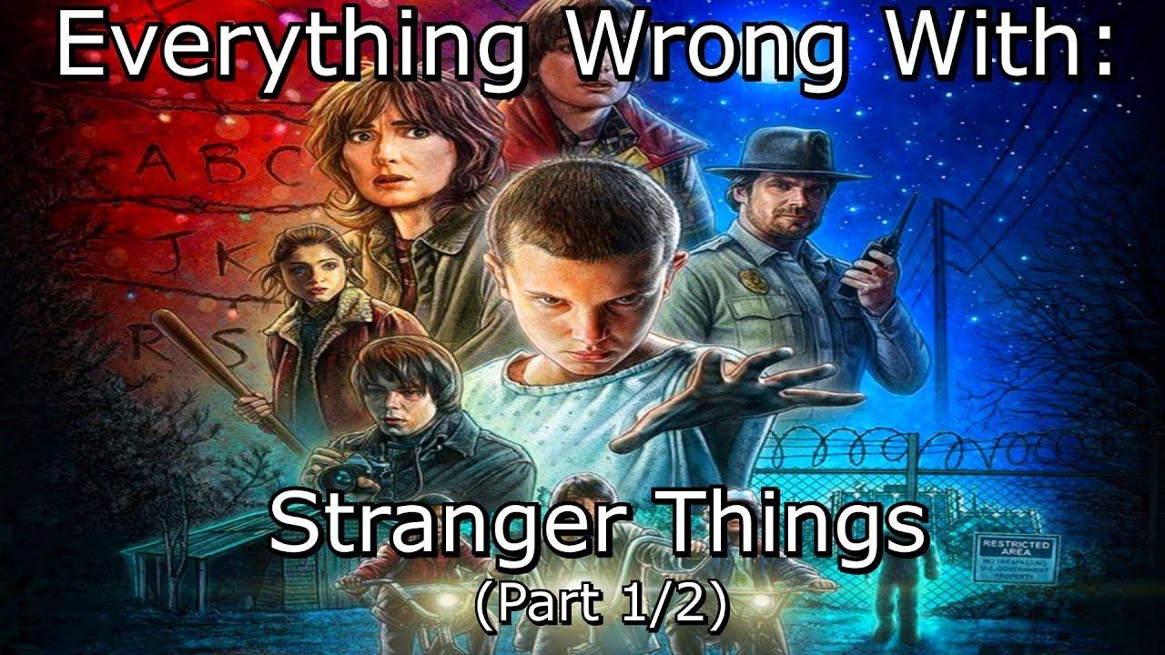 stranger things episodes