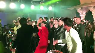 Malhari | Deepika Ranveer Gone crazy at Ambani Wedding reception