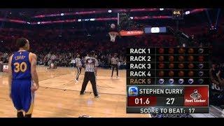|籃框像海一樣寬 NBA五個三分大賽最高分記錄|