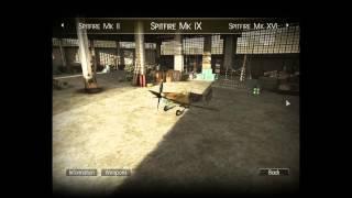 Wings of Prey - All planes (HD)