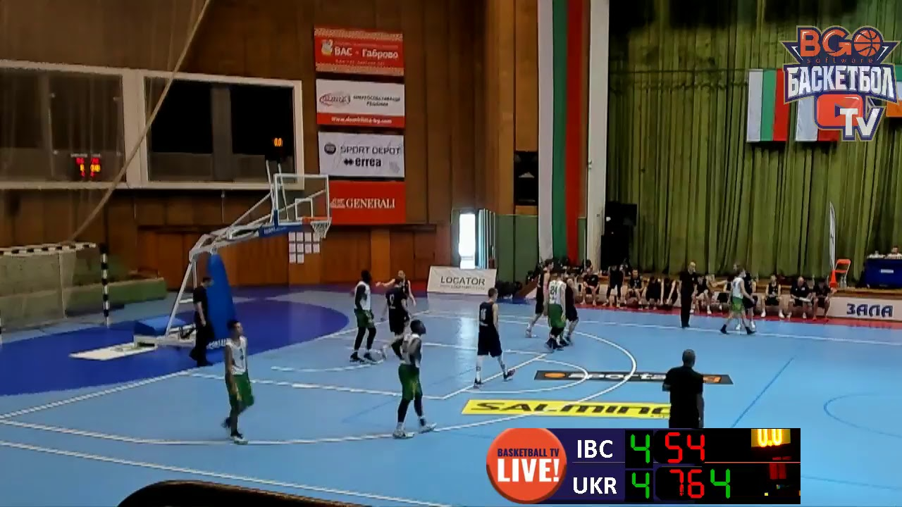 691083f94f8 Ukraine vs IBC , International Basketball Camp Day 4 - YouTube
